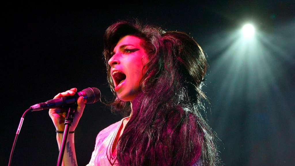 Amy Winehouse bald als Hologramm auf Tour