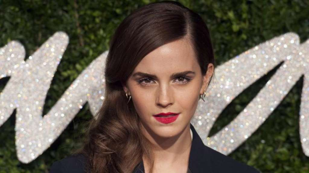 Emma Watson bei den British Fashion Awards 2014 in London. Foto: Will Oliver