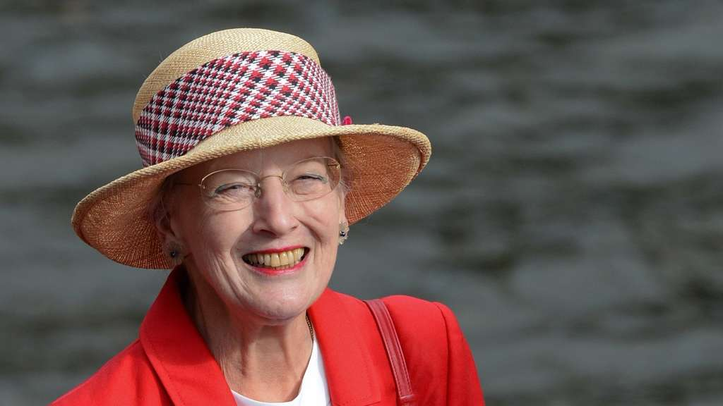 Königin Margrethe
