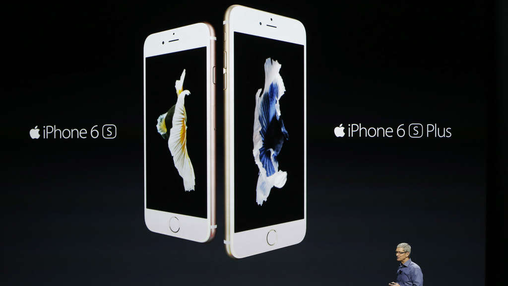 Apple Keynote iPhone 6s iPhone 6s Plus