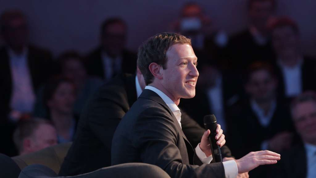 Mark Zuckerberg in Berlin, Facebook, Hasskommentare