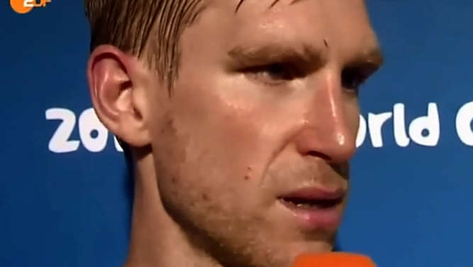 "Mertesacker: ""Bin so in Trance gewesen"""