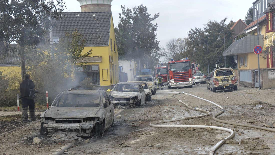 Gasexplosion Oppau (C) pr Press/Horst Welke