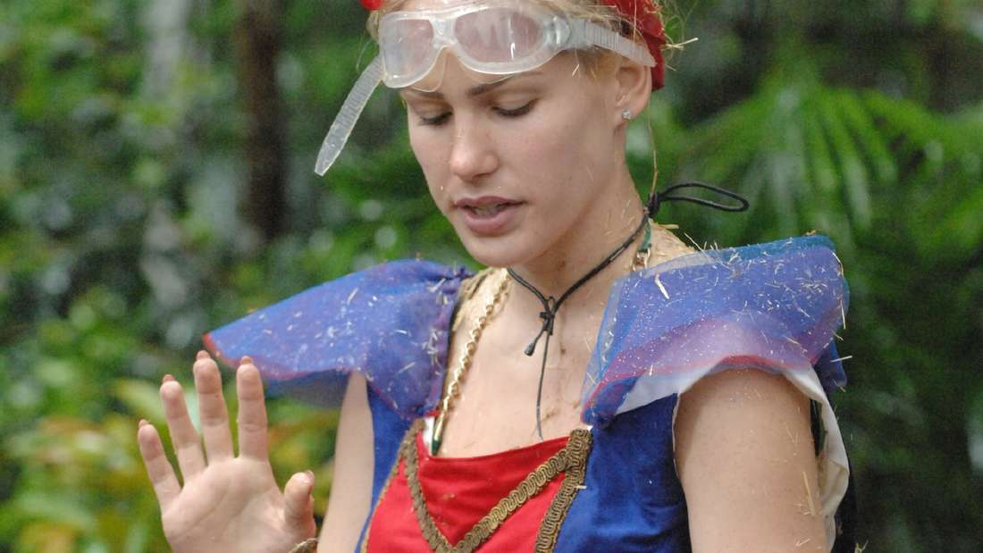 Dschungelcamp Tag acht Bilder