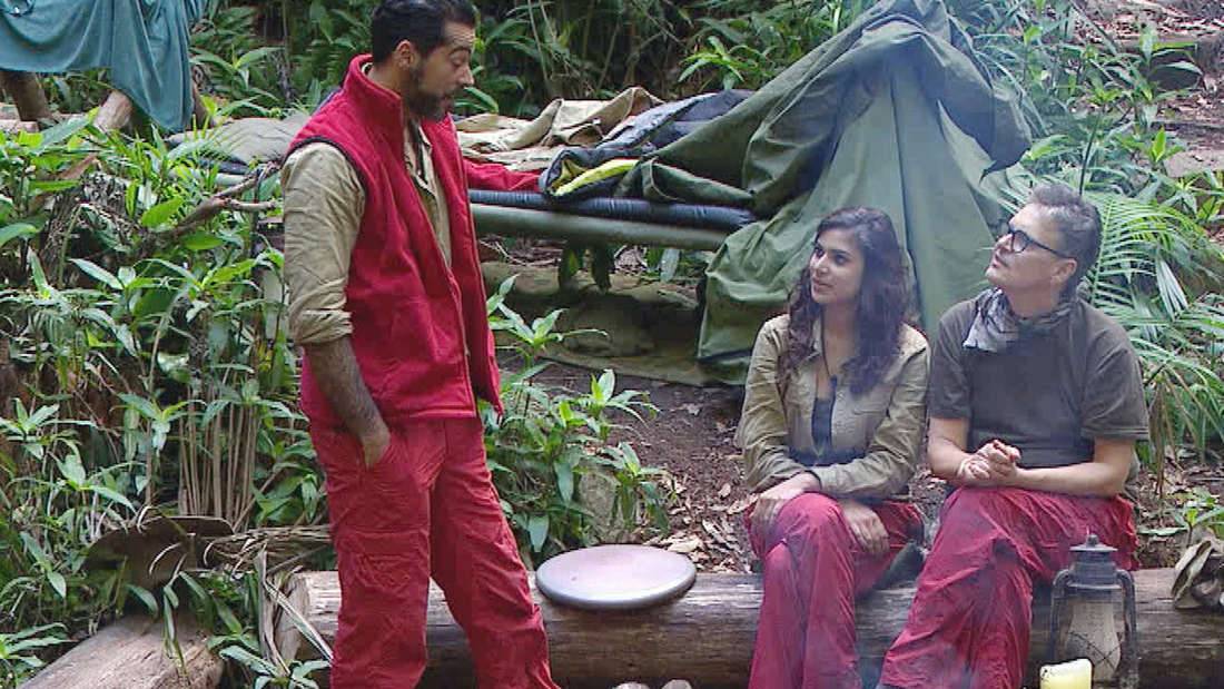 Dschungelcamp 2015 ibes Aurelio Savina ausgeschieden