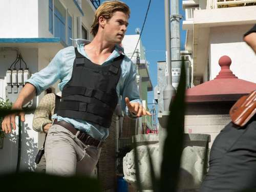 """Blackhat"": Thriller mit Chris Hemsworth"