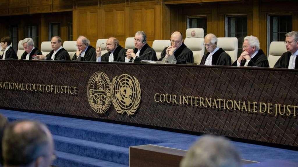 Urteil Den Haag Brd Kein Staat