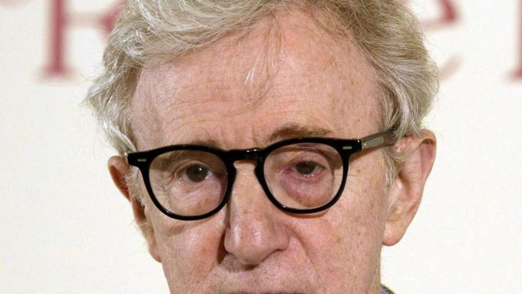 Woody Allen bei der Premiere von &#39To Rome With Love&#39 2012 in Rom. Foto: Claudio Peri