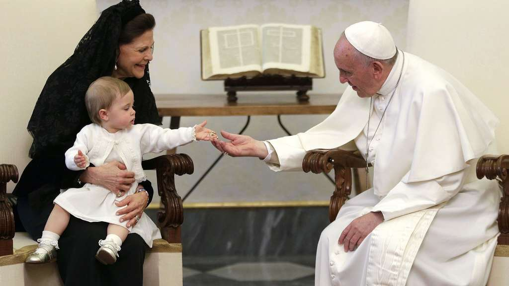 silvia-papst-leonore-rom-afp