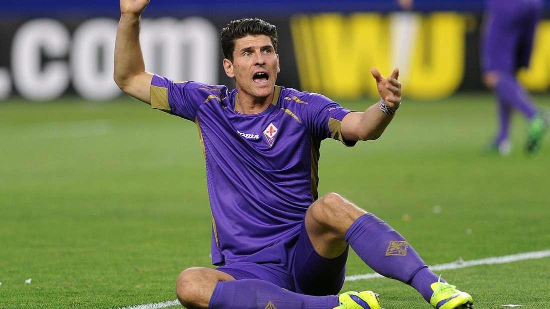 AC Florenz Mario Gomez Wechsel