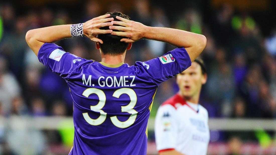 AC Florenz Mario Gomez Transfer
