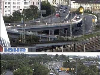 Hochstraße Süd Ludwigshafen Webcam