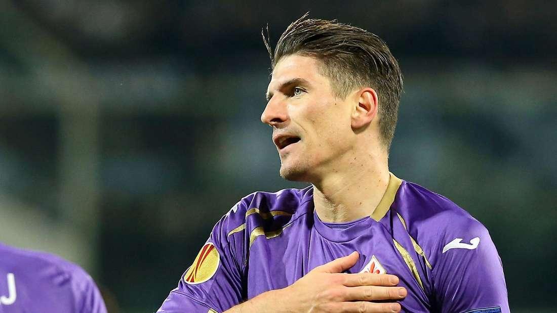 Mario Gomez AC Florenz