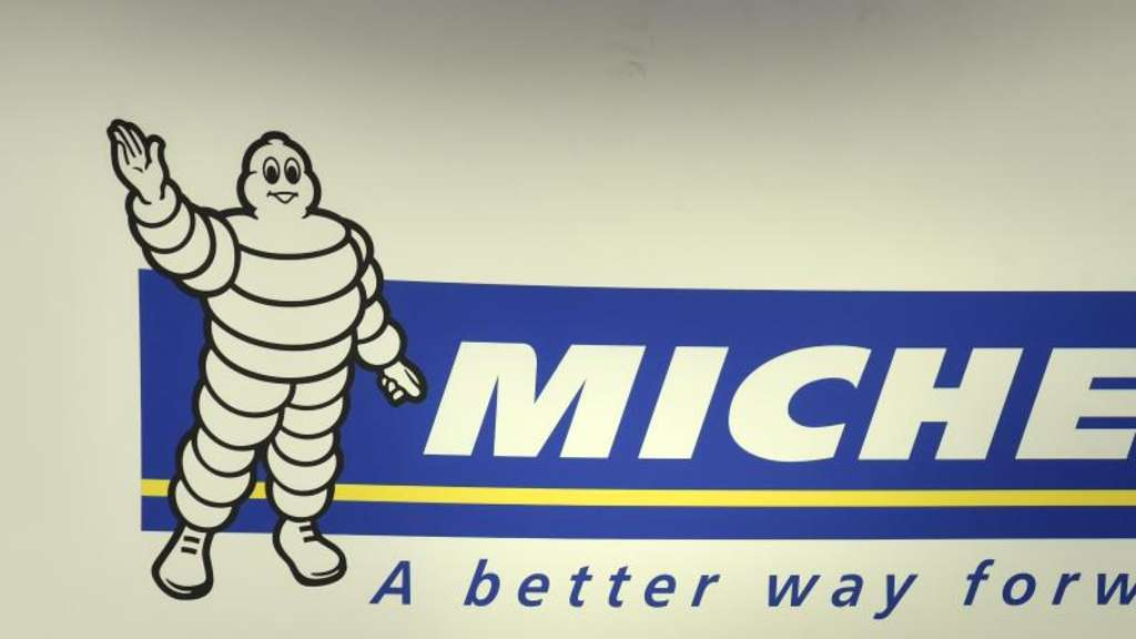 Michelin Logo. Foto: Uli Deck