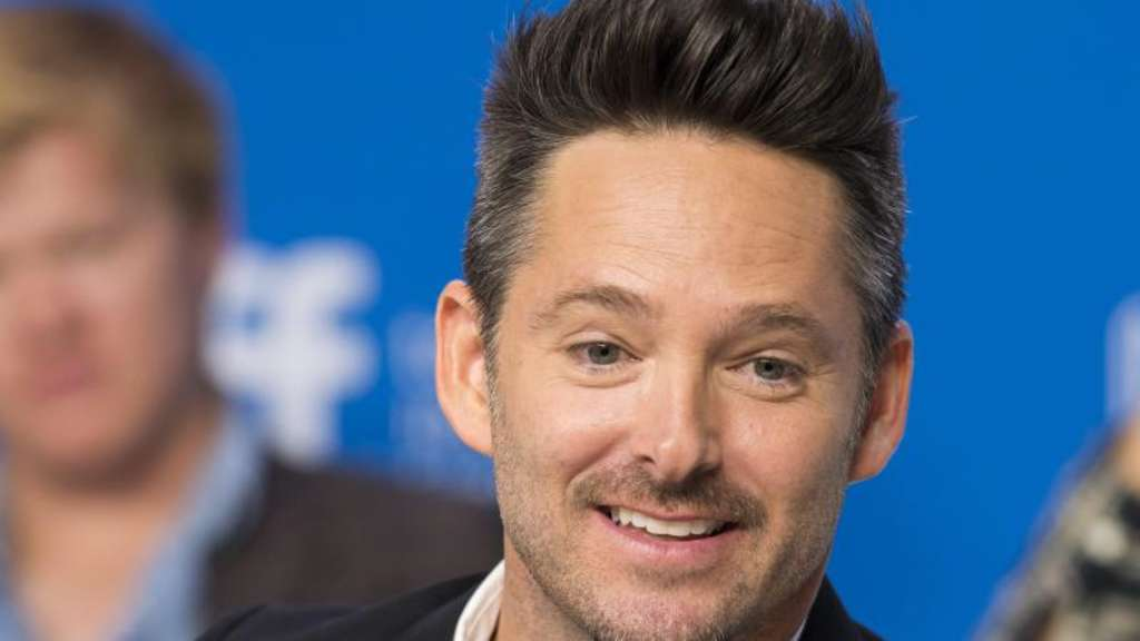 Scott Cooper ist in Thriller-Laune. Foto: Warren Toda