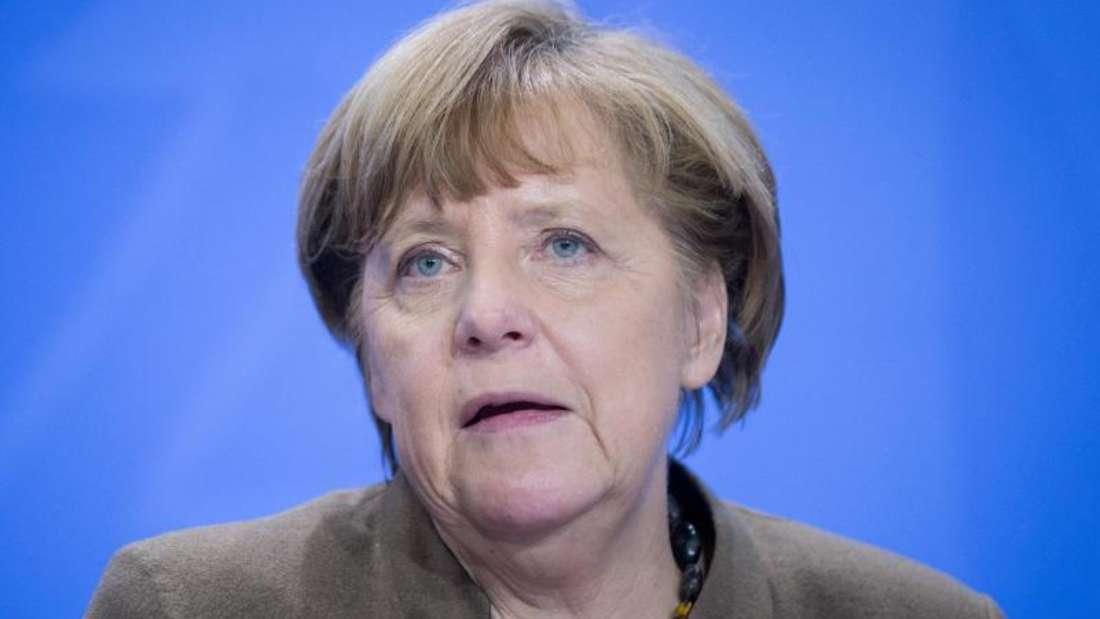 Um den Zustrom an Flüchtlingen zu drosseln, setzt Angela Merkel auf eine Geberkonferenz für Syrien. Foto: Kay Nietfeld