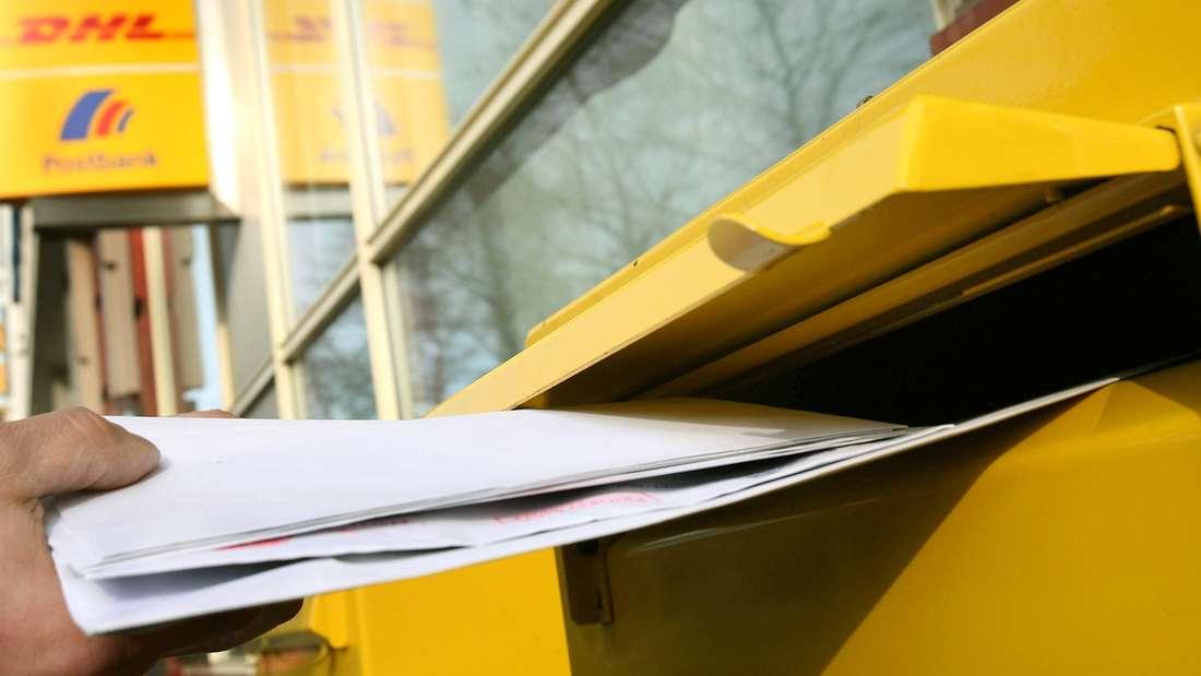 Post, Sonntagsleerung, Briefkästen