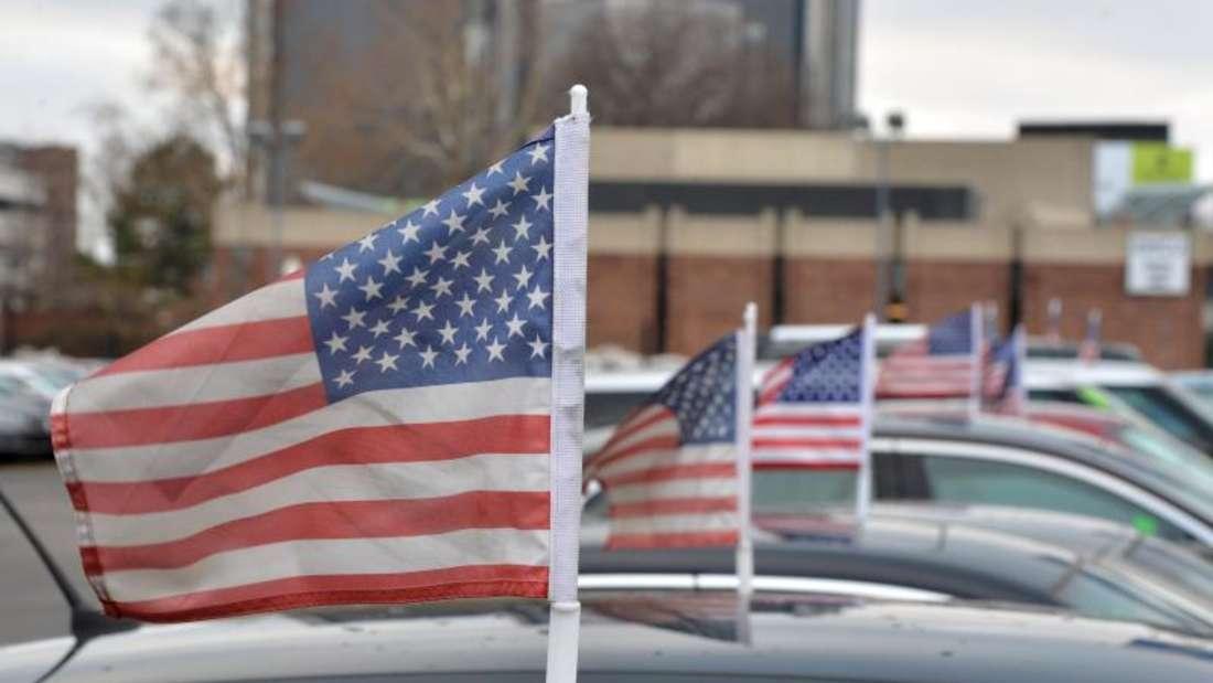 Die US-Wirtschaft wächst deutlich langsamer. Foto: Uli Deck