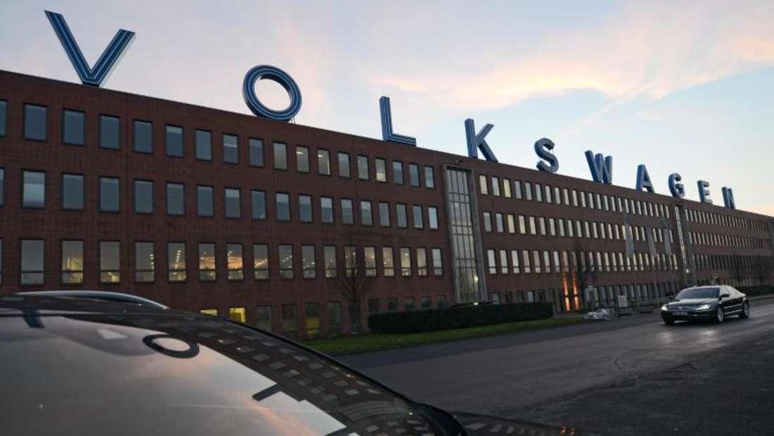 Derzeit bremst ein technisches Problem im Werk Emden auch die Arbeit im hessischen Baunatal. Foto: Uwe Zucchi/Archiv