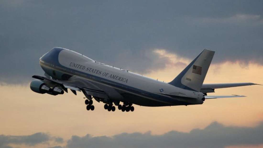 Das US-Verteidigungsministerium hat den Airbus-Konkurrenten Boeing mit dem Bau der US-Präsidentenmaschine Air Force One beauftragt. Foto: Lynn Bo Bo