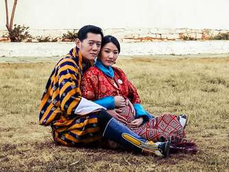 "RESTRICTED TO EDITORIAL USE - MANDATORY CREDIT ""AFP PHOTO / ROYAL OFFICE FOR MEDIA BHUTAN"" - NO MARKETING NO ADVERTISING CAMPAIGNS - DISTRIBUTED AS A SERVICE TO CLIENTS"