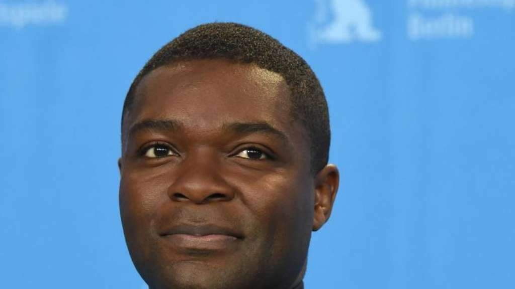 "David Oyelowo verliebt sich in ""A United Kingdom"" in Rosamund Pike. Foto: Jens Kalaene"