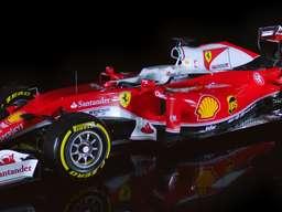 Ferrari testest Formel-1-Cockpitschutz   Formel 1
