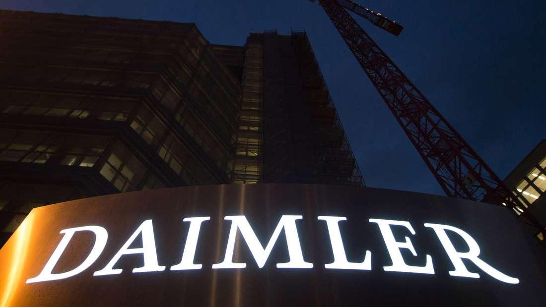 Über dem Daimler-Konzern braut sich etwas zusammen.