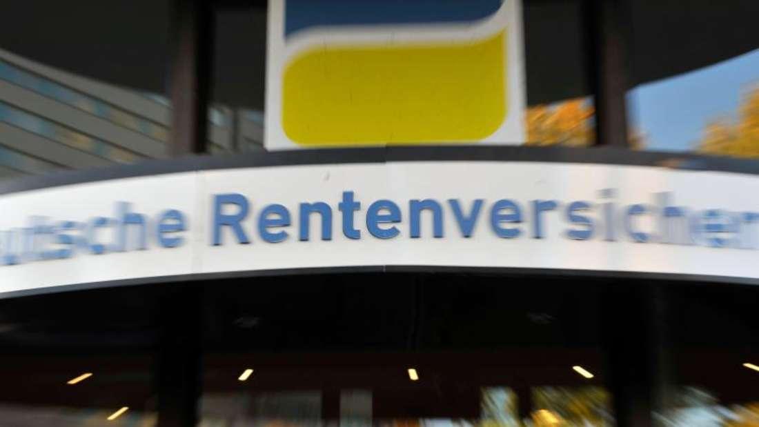 Sitz der Deutschen Rentenversicherung:Die SPD will gegen ein zu starkes Absinken der Renten eintreten.