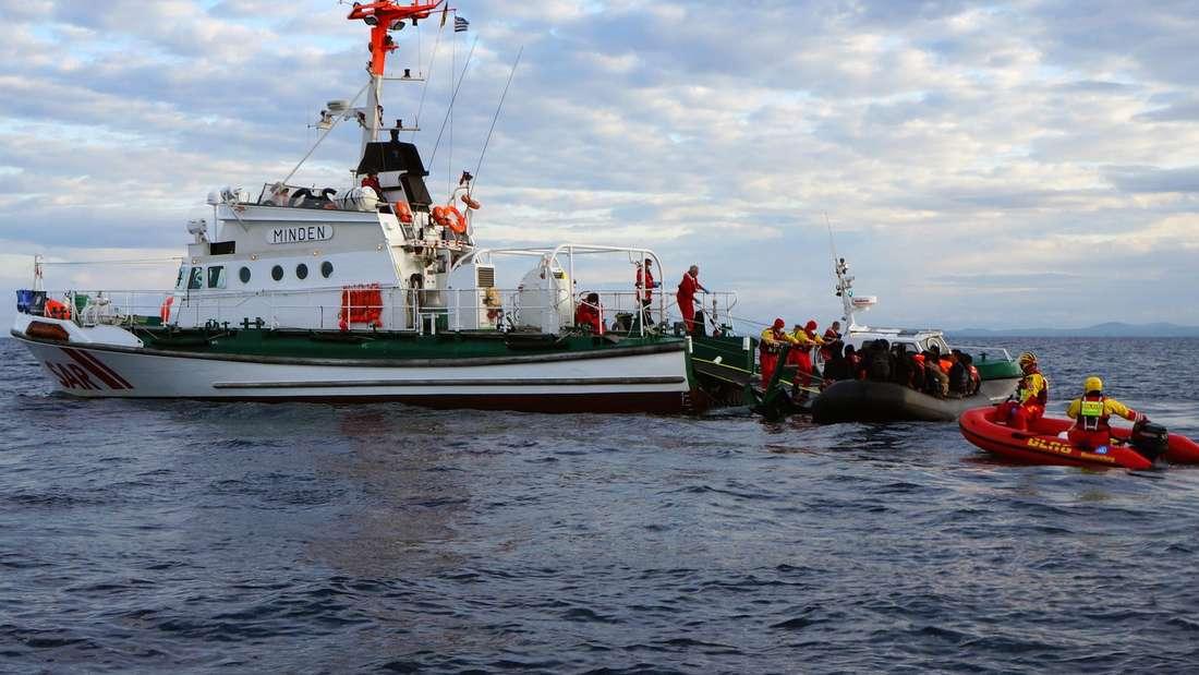 Österreich will die Frontex-Agentur beim Schutz der europäischen Außengrenzen personell unterstützen.