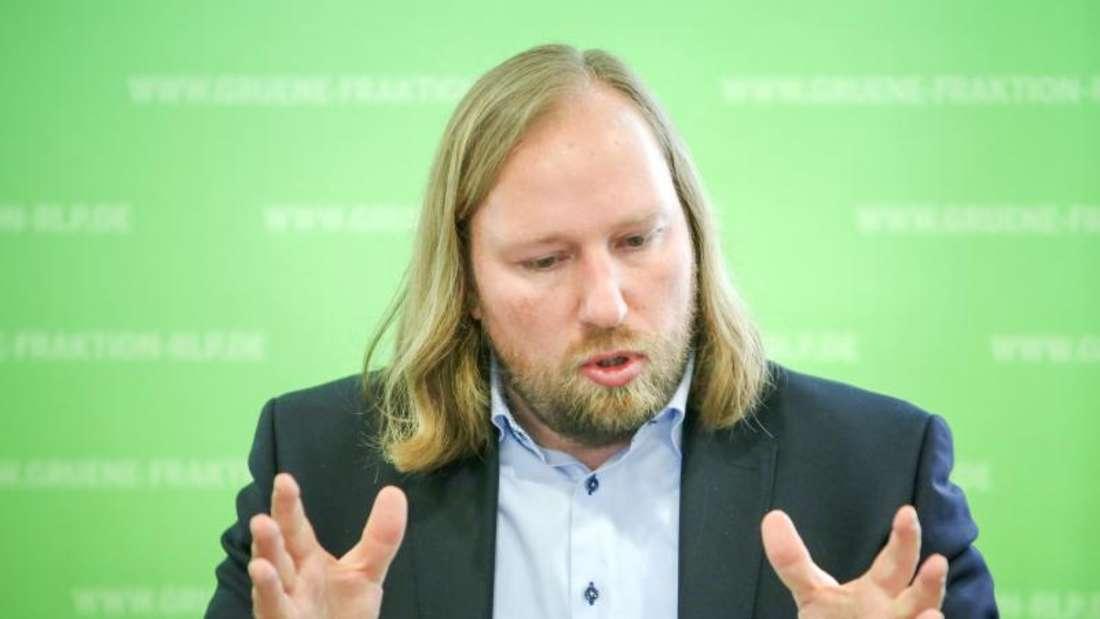 Anton Hofreiter: «Wir brauchen atomwaffenfreie Zonen. Deutschland sollte eine dieser Zonen sein». Foto: Fredrik von Erichsen