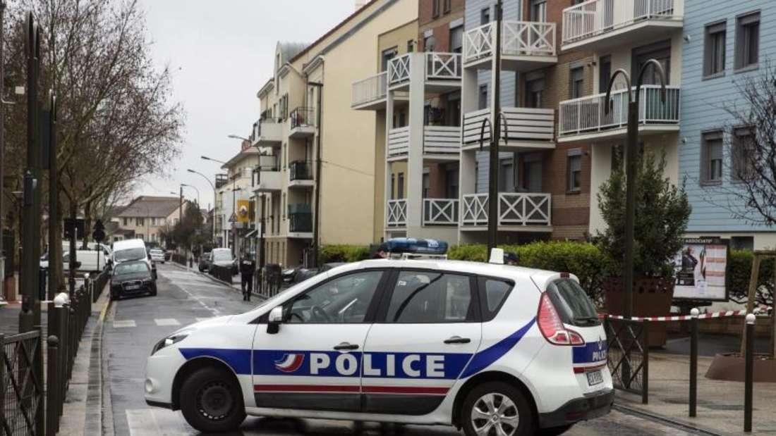 Vor wenigen Tagen fand eine Anti-Terror-Aktion im französischen Argenteuil statt. Dort hatten Beamte eineWohnung durchsucht und einen Verdächtigen festgenommen. Foto: Ian Langsdon/Etienne Laurent