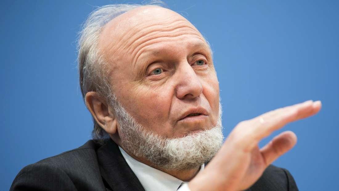 Hans-Werner Sinn hatte am Donnerstag seinen letzten Tag als Präsident des Ifo-Instituts.