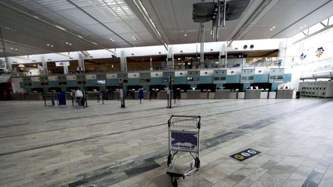 Der Flughafen Göteborg-Landvetter ist nach Stockholm-Arlanda der zweitgrößte in Schweden. Foto: Adam Ihse