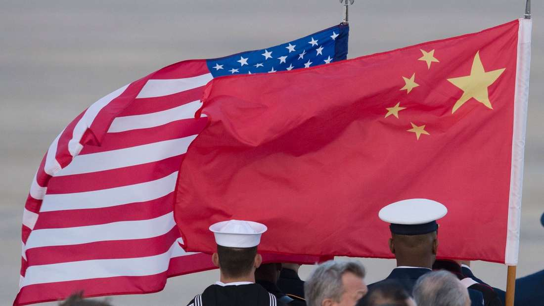 USA China Klimaabkommen April