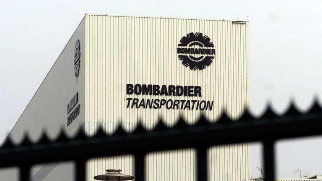 Die Sitzung des Aufsichtsrats von Bombardier Transportation hat der IG Metall nicht die erhoffte Klarheit über den vom Konzern angekündigten Stellenabbau gebracht. Foto: Peter Endig/Archiv