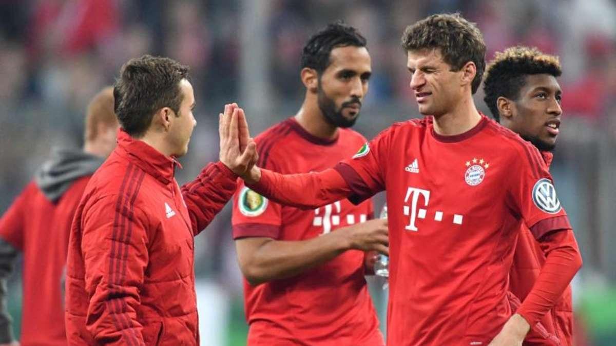 Bayern München Abstieg