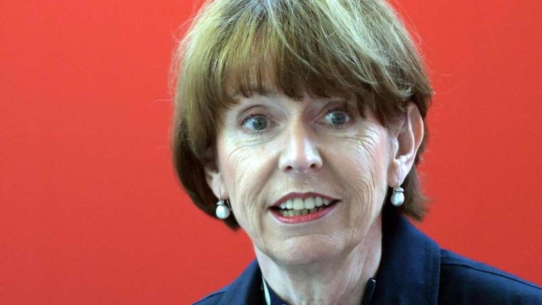 Sagt im im Prozess um das Attentat auf sie als Zeugin aus: Die Kölner Oberbürgermeisterin Henriette Reker. Foto: Federico Gambarini/Archiv