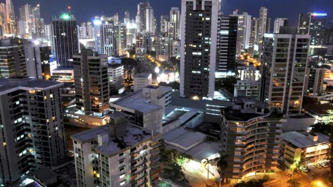 Blick auf die Skyline von Panama-Stadt. Foto: Alejandro Bolivar/Archiv
