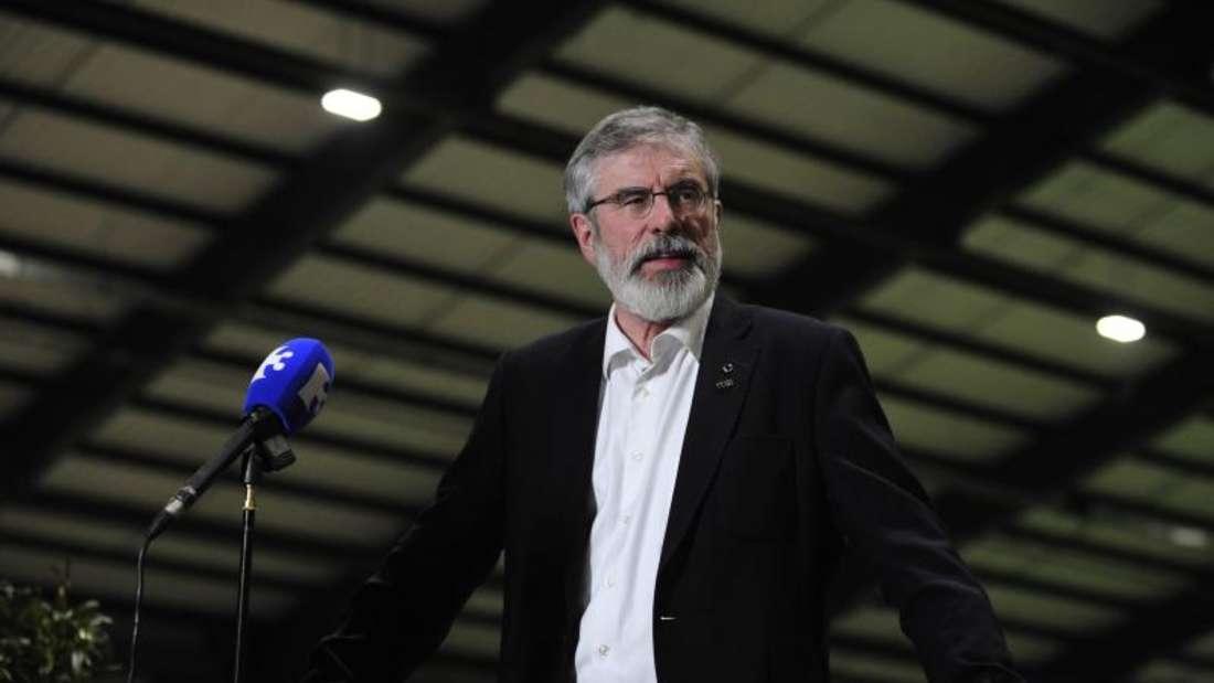 In Irland soll es künftig eine Minderheitsregierung unter Führung der konservativen Partei Fine Gael des bisherigen Ministerpräsidenten Enda Kenny geben. Foto: Aidan Crawley/Archiv