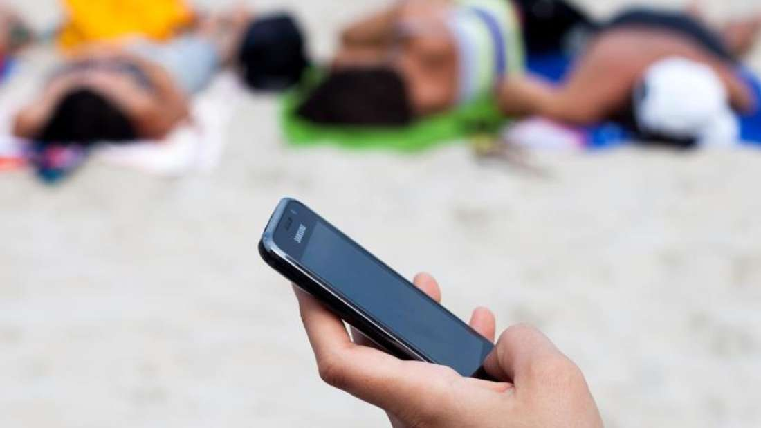Das wird billiger:Handynutzung im europäischen Ausland.