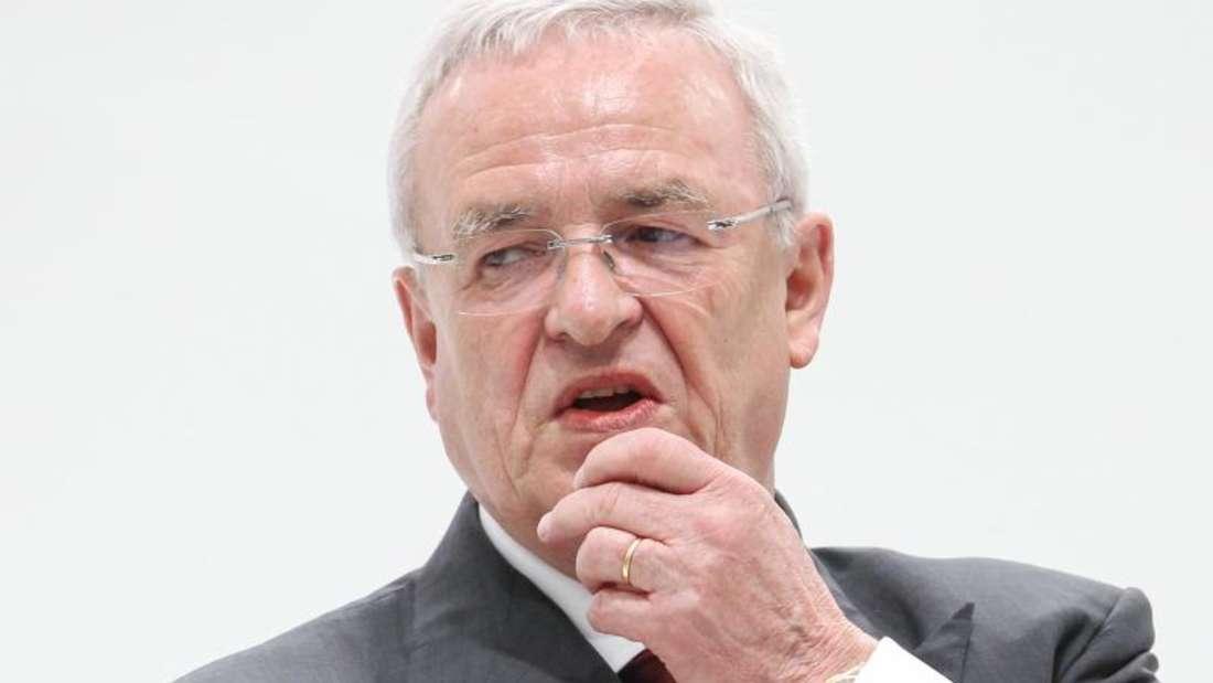Er hat ausgesorgt:Ex-VW-Chef Martin Winterkorn.