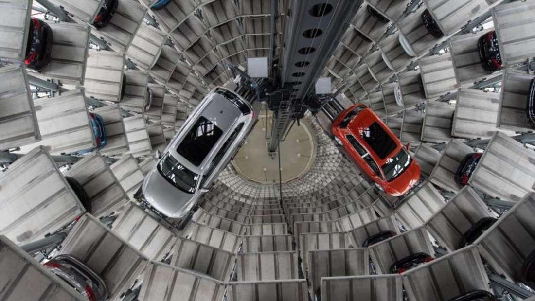Ein hartnäckiges Problem bleibt die Ertragsschwäche der Kernmarke mit dem VW-Logo. Foto: Jochen Lübke