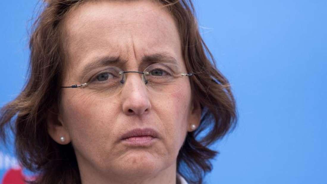 Die stellvertretende AfD-Vorsitzende Beatrix von Storch.
