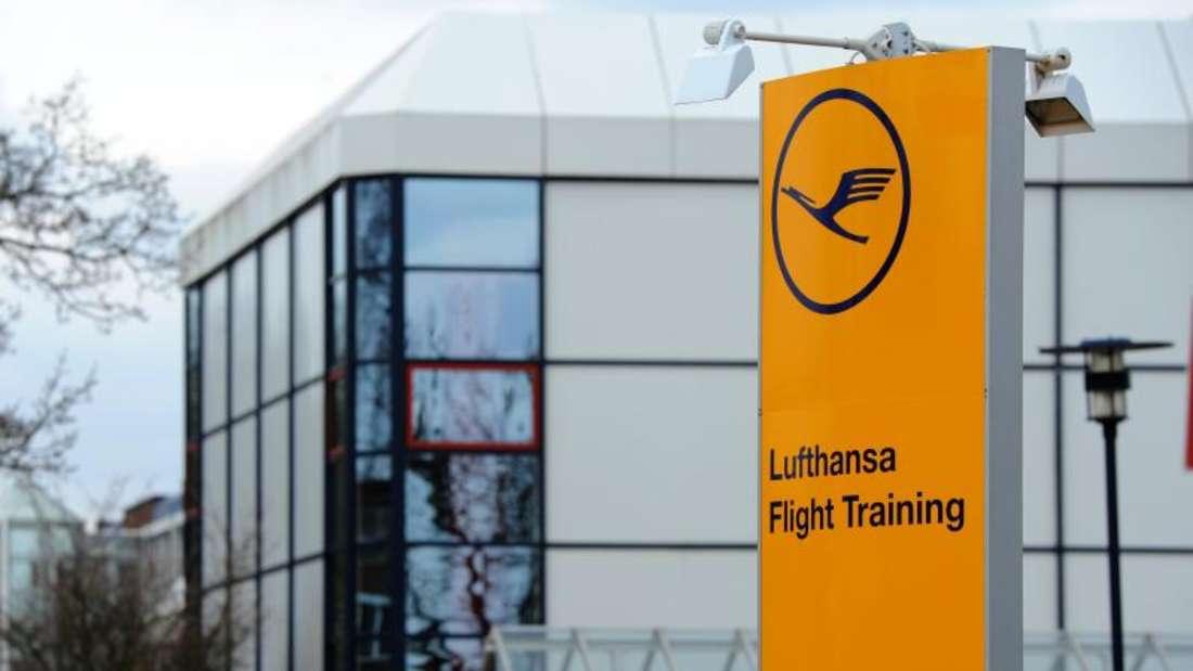 """Die Lufthansa Verkehrsfliegerschule """"Lufthansa Flight Training"""" (LFT) in Bremen. Foto: Ingo Wagner"""