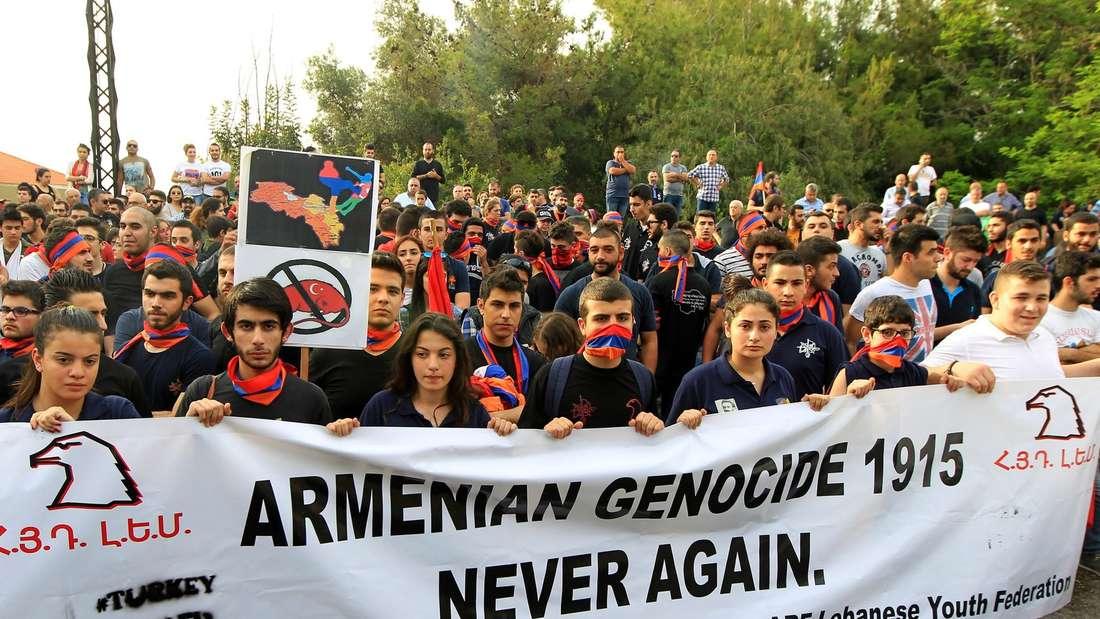 Armeniens Kampf um Anerkennung