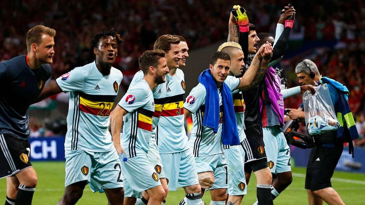 Ungarn Belgien Em