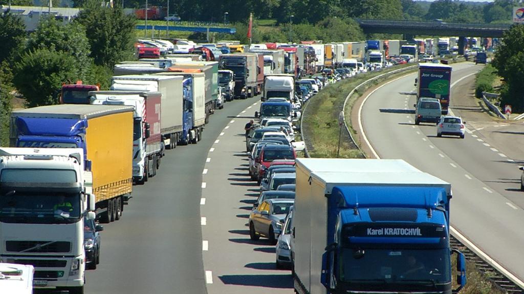 A61 Richtung Koblenz