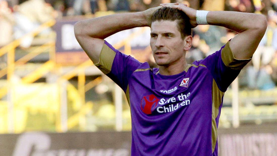 Mario Gomez will nicht zurück zur Fiorentina.