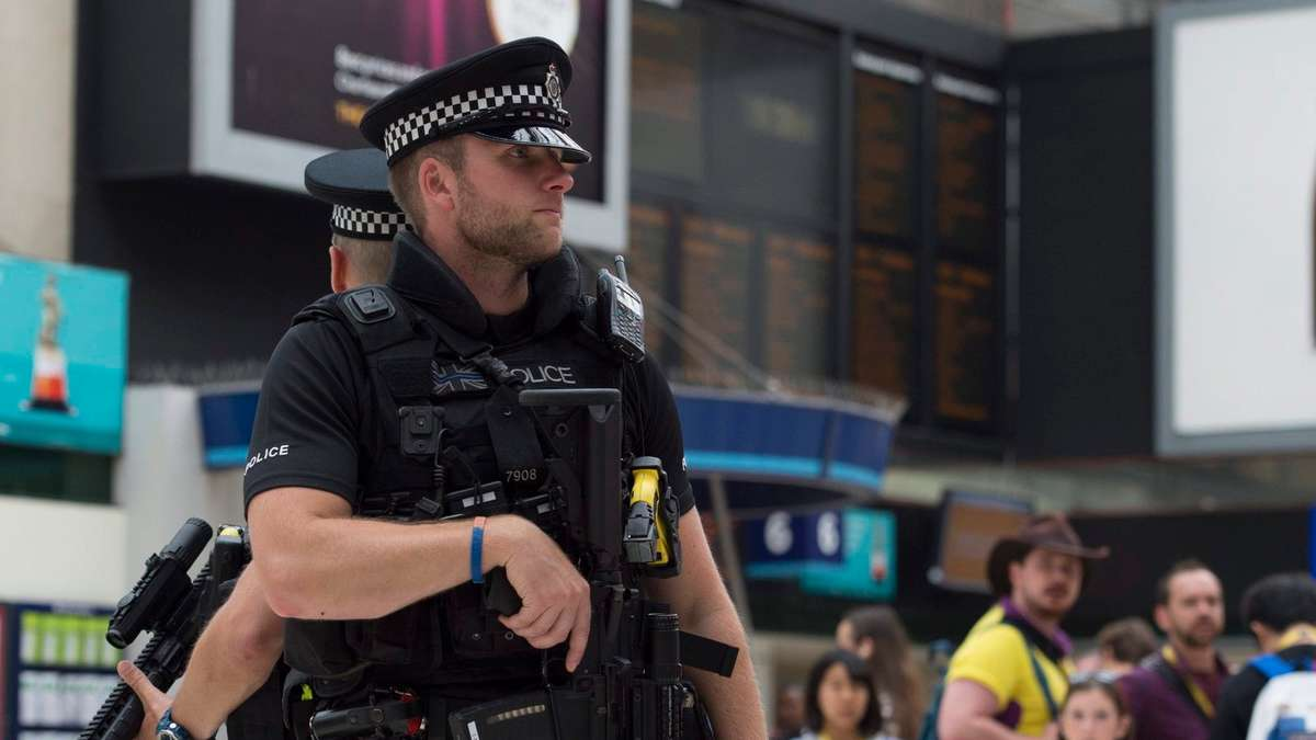 Terrorverdächtige Festgenommen